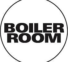 Boiler Room by brunolima