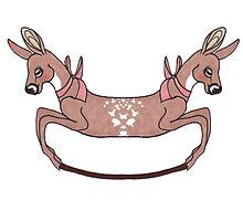 Rocking Deer by Felix Keigh