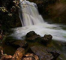 Golden Foss by Jeanie