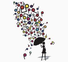 Singin' in the Rain by auraclover