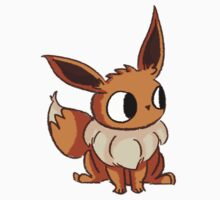 Eeveelution - Eevee Sticker.  by Shermstan