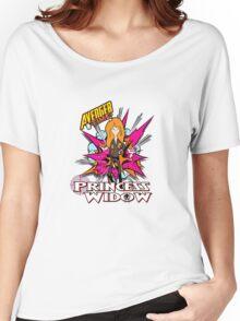 Avenger Time - Princess Widow Women's Relaxed Fit T-Shirt