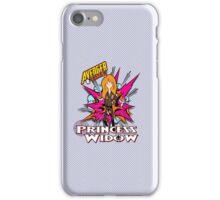 Avenger Time - Princess Widow iPhone Case/Skin
