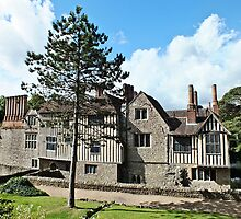 Ightham Mote, Kent by Ludwig Wagner
