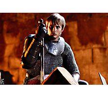 King Arthur Photographic Print