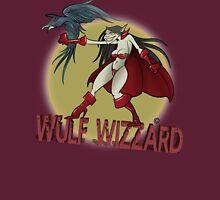 Wulf Wizzard Wizzardress Unisex T-Shirt