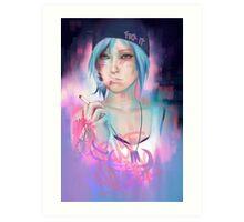 Chloe Art Print