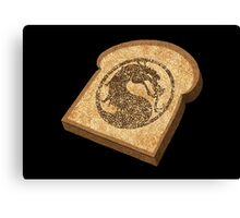 Mortal Kombat - Toasty Canvas Print