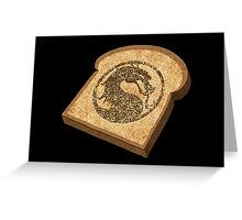 Mortal Kombat - Toasty Greeting Card