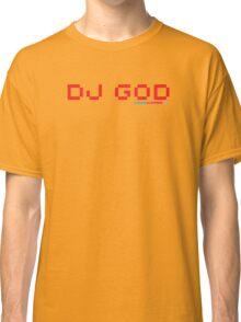 DJ God Classic T-Shirt
