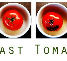 Roast Tomato by Andrew Robinson
