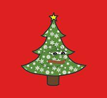 Sad Christmas Pepe Unisex T-Shirt