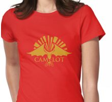 Camelot Womens Fitted T-Shirt