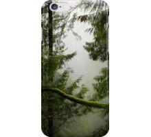 Misty Mossy Morning iPhone Case/Skin