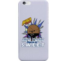 Avenger Time - Nick Candy Agent of S.W.E.E.T iPhone Case/Skin