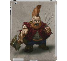 The Dwarf_Present iPad Case/Skin