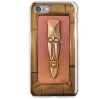Tiki Moderne 2 iPhone Case/Skin