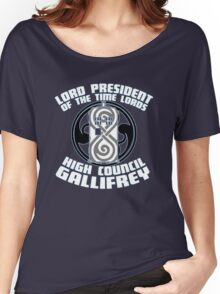 Lord President Women's Relaxed Fit T-Shirt