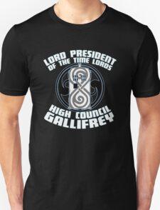 Lord President Unisex T-Shirt