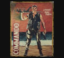 Commando by GarfunkelArt