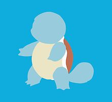Squirtle by Loxord