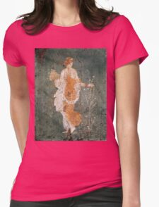 Pompeii, Primavera (Spring) Womens Fitted T-Shirt