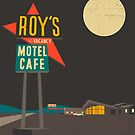 Roys Cafe by JazzberryBlue