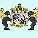 Crest of Columbia by the50ftsnail
