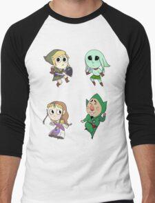 Legend of Zelda Men's Baseball ¾ T-Shirt