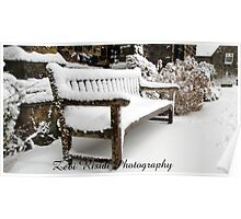 LONELY BENCH………... Poster
