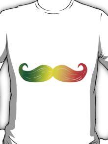 Bob Marley Mustache T-Shirt