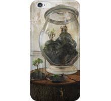 Terrarium iPhone Case/Skin