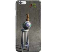 Equilibrium II iPhone Case/Skin