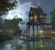 Stillwater by Cynthia Decker