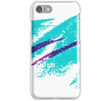 DIXIE SOLO CUP [TRANSPARENT] JAZZ 90s PATTERN (INSPIRED BY DIXIE CUPS) iPhone Case/Skin