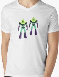 Vegan Soldiers Mens V-Neck T-Shirt
