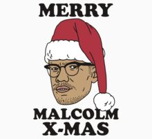 Malcolm X-Mas by Look Human