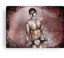 """""""Samhain"""" all hallows eve Canvas Print"""