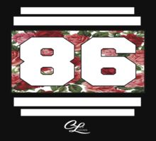 """86"" Competition T-Shirt"