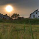 Store Bjørkebekk Farm by Algot Kristoffer Peterson