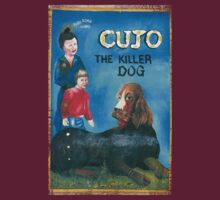 Cujo, the Killer Dog by GarfunkelArt