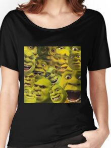 Shrek Collection Women's Relaxed Fit T-Shirt