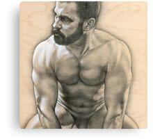 """Penumbra 3"" Canvas Print"