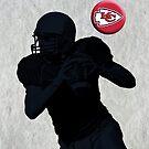 Kansas City Chiefs   by David Dehner