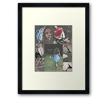 The Story of Alice Framed Print
