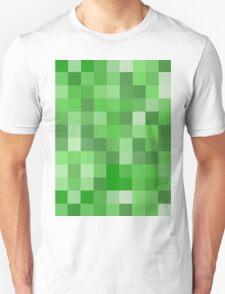 Creeper Pattern Unisex T-Shirt
