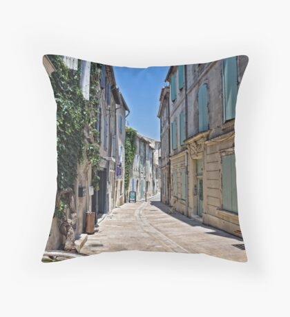 Rue Nostradamus Throw Pillow