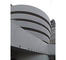 Guggenheim Museum, Frank Lloyd Wright Architect, New York City Photographic Print