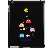 Arcade Retro Christmas Tree of Old Skool Gaming iPad Case/Skin