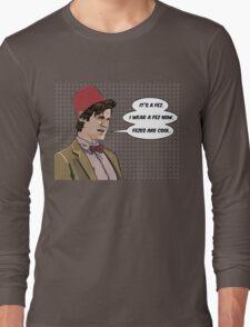 Cool Fez Long Sleeve T-Shirt